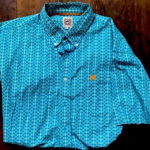 CINCH Western Button Up Shirt